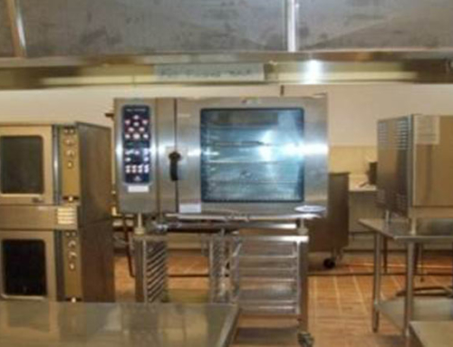 Richland County School District One Commercial Kitchen Equipment