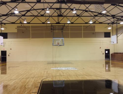 Hartsville Gym Renovation
