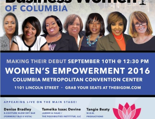 Women's Empowerment Expo – Features Betty Price